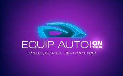 Groupauto présent sur Equip Auto On Tour